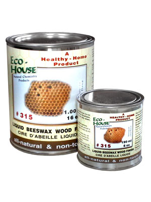 # 315 Liquid Beeswax Wood Finish