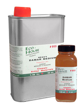 # 955 Damar Painting Medium – Heavy